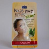 """Nose+Pore+strips+""""Aloe"""""""