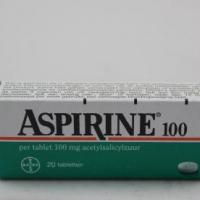 Aspirine+100