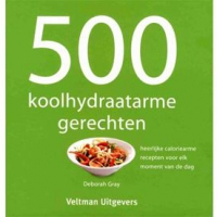 500+koolhydraatarme+gerechten