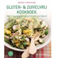 Gluten-+&+Zuivelvrij+kookboek