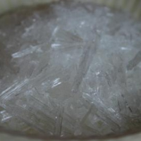 Menthol+Kristallen