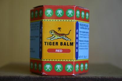 Tiger+Balm