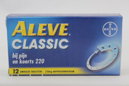 Aleve+Classic