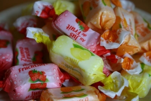 Fruit Toffee's