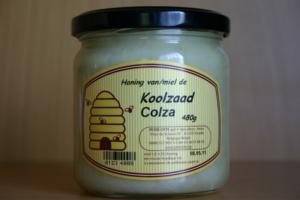 Honing van Koolzaad
